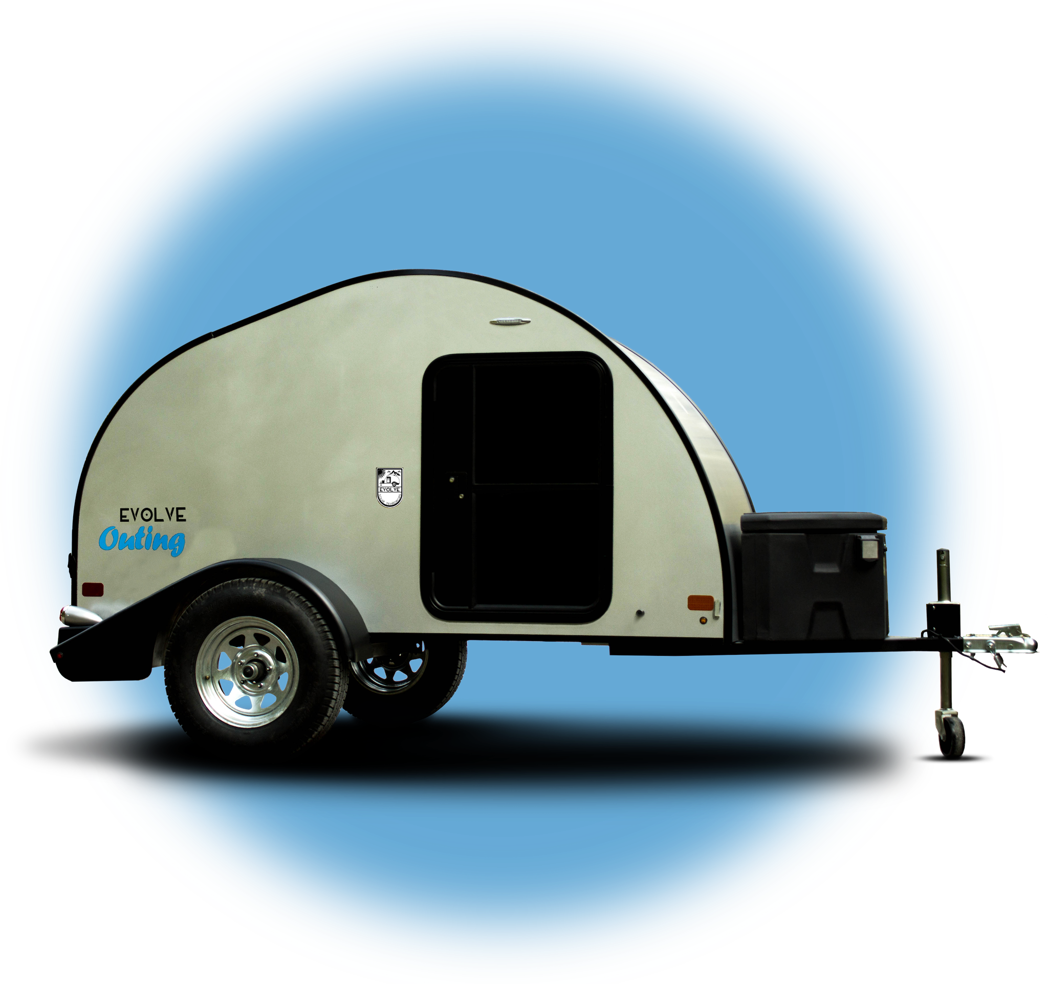 The Evolve Solar Teardrop Trailer Evolve-Outing-Icon-png
